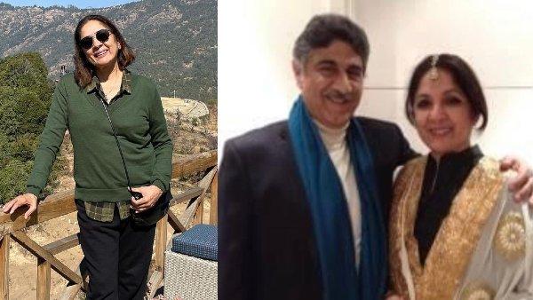 नीना गुप्ता का खुलासा, लॉकडाउन में विवेक मेहरा के साथ पहली बार 'पति-पत्नी' के रूप में रही