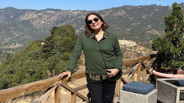 <strong>नीना गुप्ता ने किया निजी जिंदगी से जुड़ा खुलासा, कहा.......बना लिया था पापा को ही ब्वॉयफ्रेंड</strong>