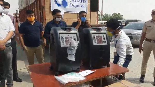 हनुमानगढ़ के गांव ढाबां के NRI प्रीतपाल ने दान किए 5 करोड़ के ऑक्सीजन कन्स्टेटर्स, दिल्ली की भी मदद