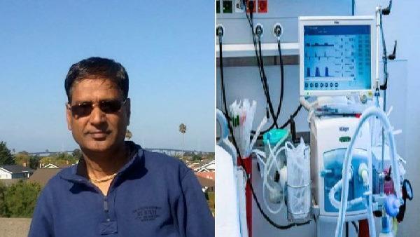 पंजाब और हरियाणा में बेकार पड़े वेंटिलेटर, उन्हें चंडीगढ़ को दिया जाए: आप