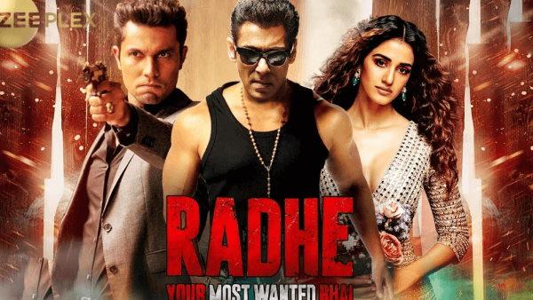रिलीज के चंद मिनटों बाद ही सोशल मीडिया पर लीक हुई सलमान खान की फिल्म 'राधे', फैंस भड़के