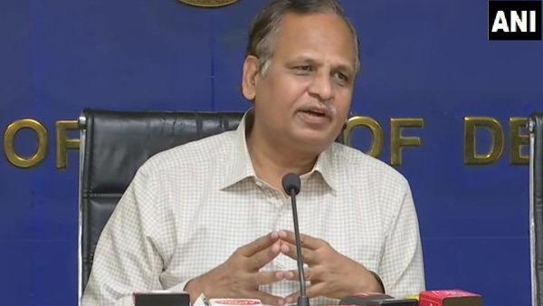 दिल्ली: सत्येंद्र जैन बोले- वैक्सीन के लिए राज्यों को नहीं, केंद्र सरकार को जारी करना चाहिए ग्लोबल टेंडर