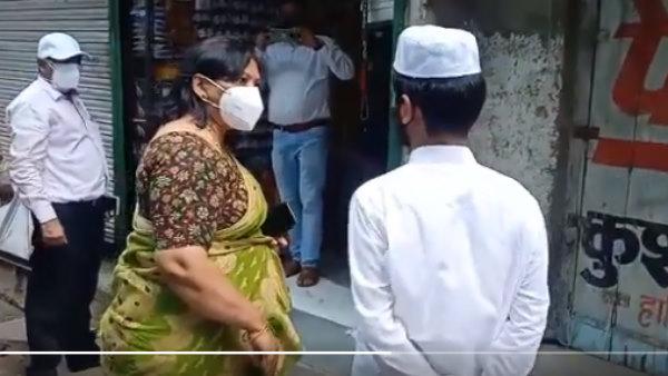 शाजापुर ADM मंजूषा विक्रांत राय ने दुकानदार को मारा थप्पड़, त्रिपुरा व सूरजपुर DM भी उठा चुके हैं हाथ