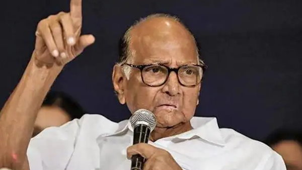 ये भी पढ़ें-शरद पवार आज विपक्षी नेताओं के साथ करेंगे बैठक, भाजपा ने बताया मुंगेरीलाल के सपने