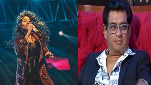 विवादों में Indian Idol 12 , अब सुनिधि चौहान ने किया कंटेस्टेंट्स को लेकर नया खुलासा