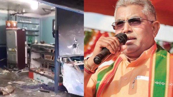 बीजेपी का आरोप- TMC कार्यकर्ताओं की हिंसा में 9 की मौत, राज्यपाल से मांगी मदद
