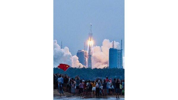 अमेरिका के लिए मुसीबत बना चीन का बेकाबू रॉकेट, किसी भी शहर पर 21 टन के रॉकेट के गिरने की आशंका