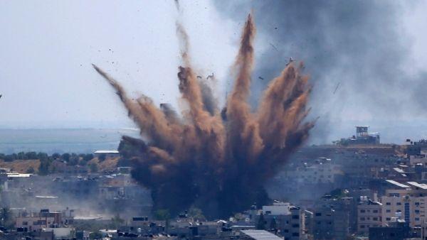 Video: हमास करने वाला था सैकड़ों रॉकेट से एक साथ हमला, पहले ही इजरायल ने पूरे बेस को उड़ाया