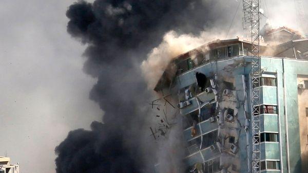 फिलिस्तीन पर इजरायल का कहर जारी, सुबह-सुबह फिर मचाई तबाही, पीएम बोले- जारी रहेगी एयरस्ट्राइक