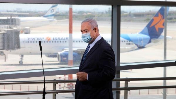 इजरायली फ्लाइट के लिए एयरस्पेस बंद