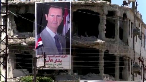 युद्ध से बर्बाद हो चुके सीरिया में सात साल बाद चुनाव, राष्ट्रपति बशर अल असद की जीत पक्की