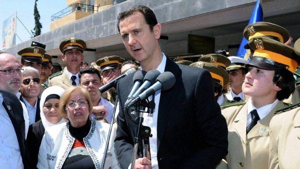 सुन्नी बहुल देश सीरिया में चौथी बार राष्ट्रपति बने शिया नेता बशर अल असद, भड़का अमेरिका
