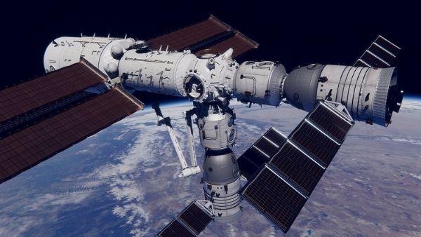 अंतरिक्ष में चीन को बहुत बड़ी उपलब्धि, अपने नये स्पेस स्टेशन पर उतारा रॉकेट, NASA का वर्चस्व को चुनौती