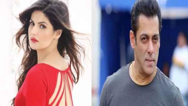 'कॉल सेंटर में काम करने वाली जरीन खान शूटिंग देखने पहुंची और सलमान खान ने यूं बदल दी किस्मत'