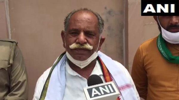 BKU (भानु) के राष्ट्रीय अध्यक्ष ने राकेश टिकैत पर लगाया कांग्रेस से फंडिंग का आरोप