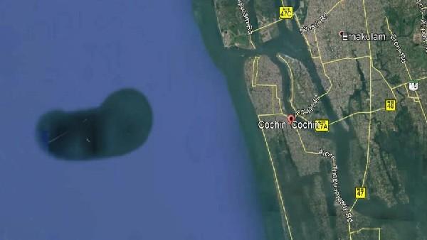 इसे भी पढ़ें- Google मैप्स में कोच्चि के पास समुद्र में दिखा 'अंडरवॉटर आइलैंड', अब वैज्ञानिक करेंगे जांच