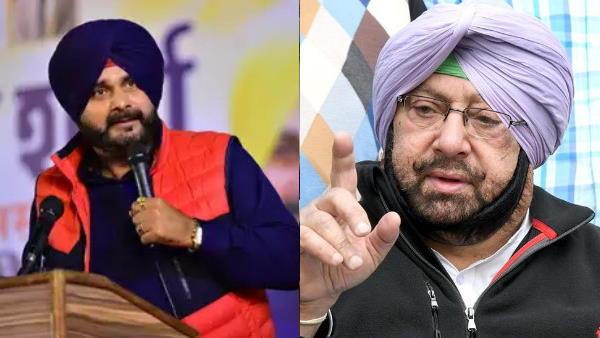 यह पढ़ें: Navjot Singh Sidhu vs Amarinder Singh: 'मैं कोई शोपीस नहीं हूं, मेरे लिए दरवाजे बंद करने वाले कैप्टन हैं कौन?