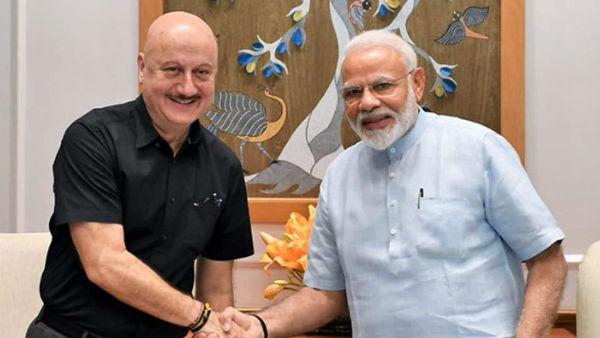 यह पढ़ें:PM मोदी की खुलकर तारीफ करने वाले अनुपम खेर क्या करेंगे पॉलिटिक्स ज्वॉइन?, जानिए क्या मिला जवाब?
