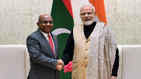 भारत के सपोर्ट से पहली बार UNGA के अध्यक्ष पद पर काबिज हुआ मालदीव, 143 वोटों से जीते अब्दुल्ला शाहिद