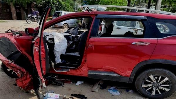 राजस्थान एक्सीडेंट : जयपुर व बीकानेर में सड़क हादसे में भाजपा कार्यकर्ता समेत सात की मौत