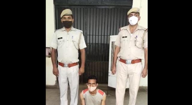 ALWAR : राजस्थान पुलिस में ASI पिता की मौत के बाद अनुकंपा नौकरी पाने के लिए बड़े भाई की हत्या