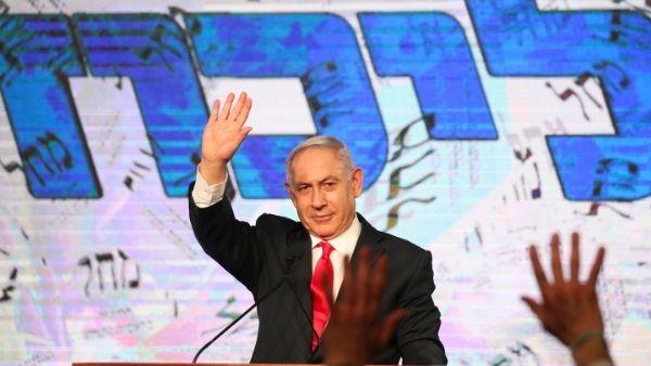 इजरायली प्रधानमंत्री नेतन्याहू के बगावती तेवर, चुनाव को बताया फ्रॉड, सत्ता कब्जाने की आशंका