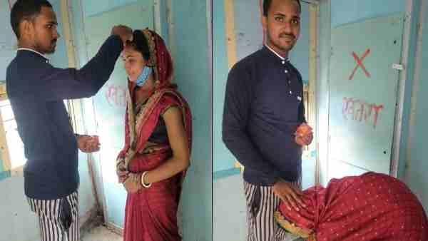 ये भी पढ़ें:- शादीशुदा महिला ने चलती ट्रेन में टॉयलेट के सामने प्रेमी से रचा ली शादी, ससुराल से आई थी भाग कर