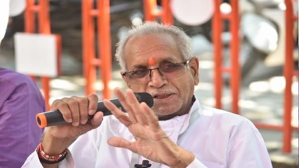 राम मंदिर ट्रस्ट के चंपत राय पर आरोप लगाने वाले पत्रकार समेत 3 पर केस, फेसबुक पर लिखी थी पोस्ट
