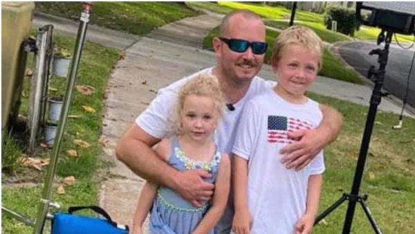 नदी में डूब रहे पिता और बहन की 7 साल के मासूम ने बचाई जान, 1 घंटे तक लहरों से लेता रहा लोहा