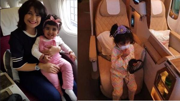 Most Traveled Baby Dhanari: 5 साल की बच्ची धनारी ने 40 देशों की यात्रा कर बनाया अनूठा रिकॉर्ड