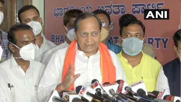 अरुण सिंह बोले- कर्नाटक में नेतृत्व को लेकर मैंने बात नहीं की,2-3 विधायक हैं जो पार्टी की छवि खराब कर रहे हैं