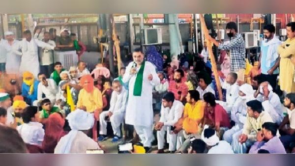 हरियाणा: जजपा MLA बबली का किसानों से विवाद, विरोध बढ़ा तो 27 में से 25 किसान रिहा किए गए, भाकियू की चेतावनी- सबको तुरंत छोड़ें