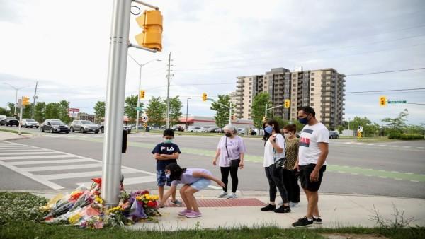 हिट एंड रन में मारे गए कनाडाई परिवार को मुस्लिम होने के कारण बनाया गया निशाना: पुलिस
