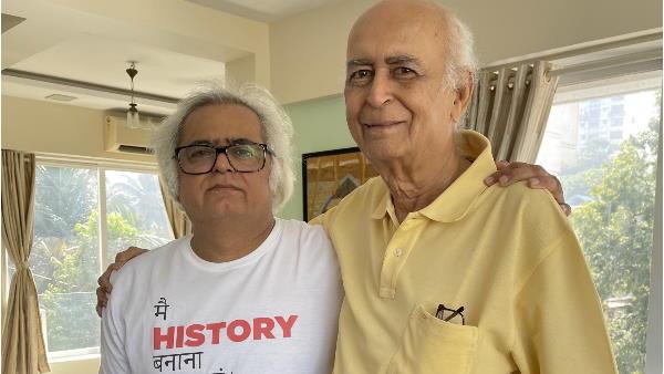 फिल्म डायरेक्टर हंसल मेहता के पिता का निधन, भावुक पोस्ट लिख किया याद