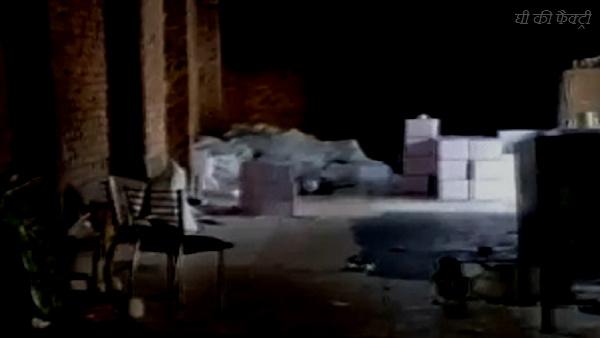 अंडरग्राउंड घी की फैक्ट्री में लाइटर जलाते ही आग लगी, विस्फोट, 95% झुलसे मजदूर ने दम तोड़ा