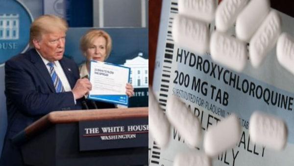डोनाल्ड ट्रंप सही थे- कोरोना के खिलाफ 200% प्रभावी है हाइड्रॉक्सीक्लोरोक्वीन, दुनिया से बहुत बड़ा धोखा हुआ?