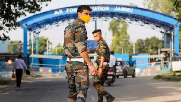 जम्मू ड्रोन अटैक के कुछ देर बाद ही शहर में मिला था विस्फोटक, लश्कर का आतंकी गिरफ्तार