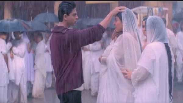 शाहरुख खान और काजोल की इस फिल्म के सीन पर बना मीम्स, यूजर क्यों बोले मिक्सर का ढक्कन