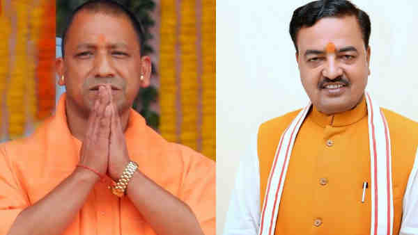 केशव प्रसाद मौर्य से मिलने उनके घर पहुंचे सीएम योगी, दोनों के बीच सामने आईं थी मनमुटाव की खबरें