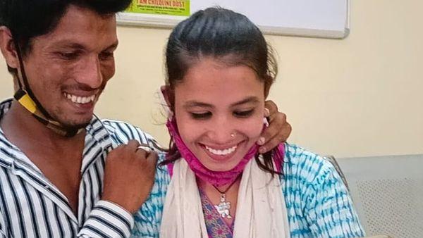 7 साल से लापता लड़की को राजस्थान में शादी की तैयारियों के बीच अचानक मिल गए परिजन