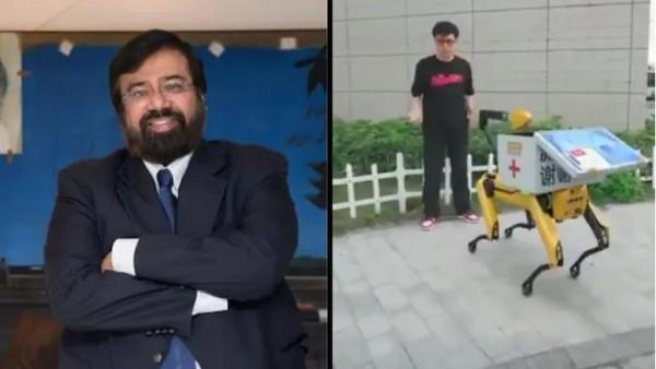 Video: उद्दोगपति हर्ष गोयनका ने शेयर किया रोबोट्स का शानदार वीडियो, देखते ही छूमंतर हो जाएगी सारी टेंशन
