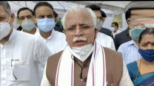 किसानों के संपूर्ण क्रांति दिवस पर बोले हरियाणा के CM खट्टर- कानून के दायरे में रहें, वरना हम जो करेंगे..