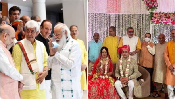 बेटे की शादी बीच में छोड़ दिनभर जम्मू-कश्मीर की बैठक में मौजूद रहे मनोज सिन्हा, लोग बोले- इसे कहते हैं काम