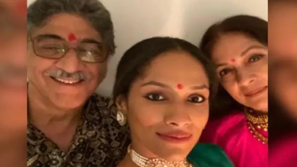 नीना गुप्ता के पति विवेक मेहरा को बेटी मसाबा ने कहा- Happy Father's Day, शेयर की तस्वीर