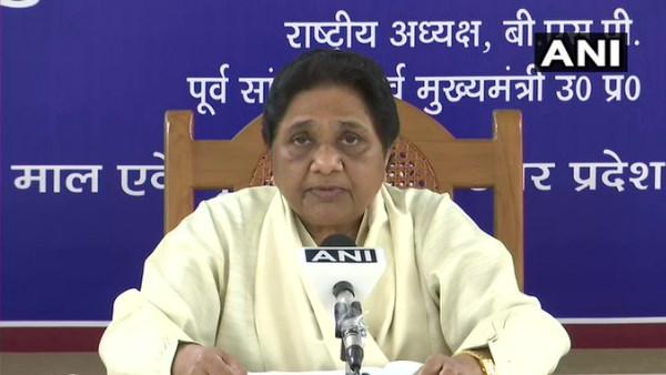 यूपी में जिला पंचायत अध्यक्ष का चुनाव नहीं लड़ेगी BSP, मायावती ने किया ऐलान