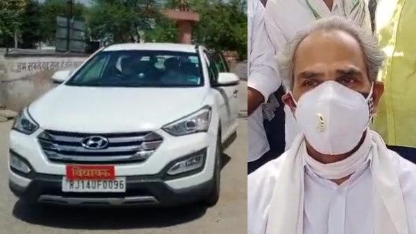राजस्थान: सचिन पायलट गुट में रहे विधायक हरीश मीना के सुर बदले, अनदेखी के सवाल पर दिया अजीब जवाब