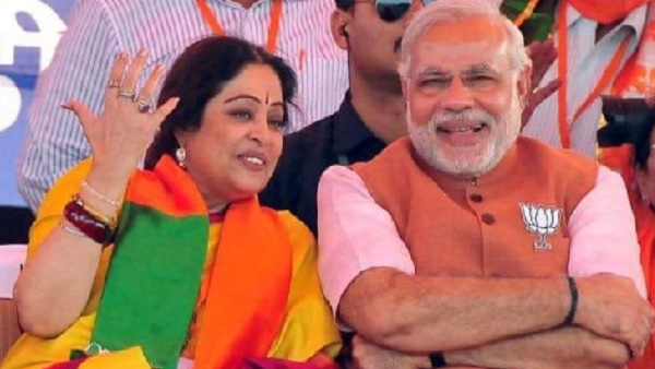 यह पढ़ें:PM मोदी ने किरण खेर को चिट्ठी लिखकर दी जन्मदिन की बधाई, अभिनेत्री ने शेयर किया Video