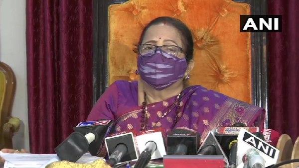 मुंबई मेयर ने योगी सरकार पर कसा तंज, बोलीं- हमारे पास गंगा नदी नहीं जिसमें शव बहाए जा सकें