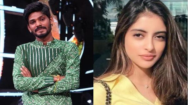 Indian Idol से बाहर हुए सवाई भाट तो टूट गया अमिताभ की नातिन नव्या का दिल, सोशल मीडिया पर लिखी ये बात
