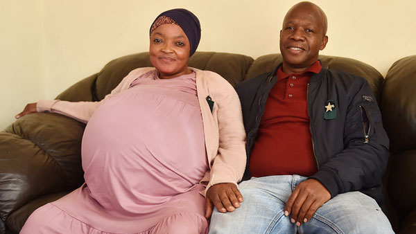 एक साथ 10 बच्चों को जन्म देने का दावा करने वाली महिला को लेकर नया खुलासा, अब सामने आई असली कहानी